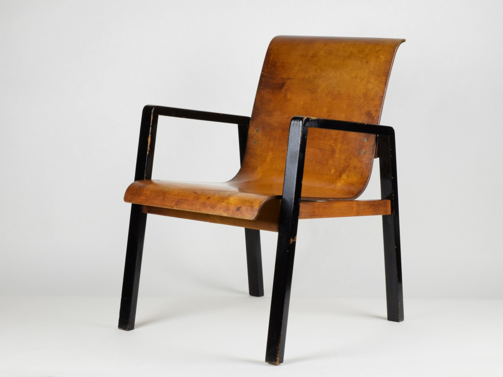 Alvar Aalto Armchair Model 51 1932 Works Of Design