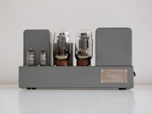 Quad II power amplifier