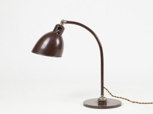 Christian Dell 'Polo Popular' table lamp